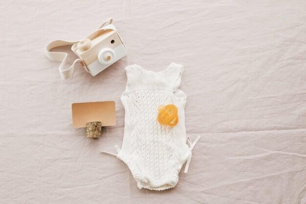coisas de bebê
